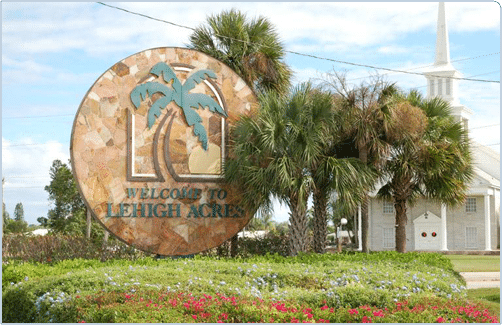 Nice 0.25 Acre Lot in Lehigh Acres Fl