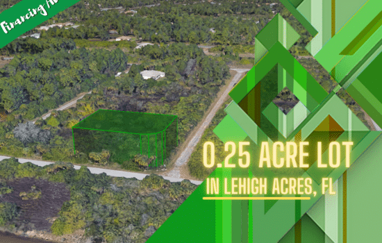 0.25-Acre Lot in Lehigh Acres, FL! 1 Hour Away from Cape Coral!